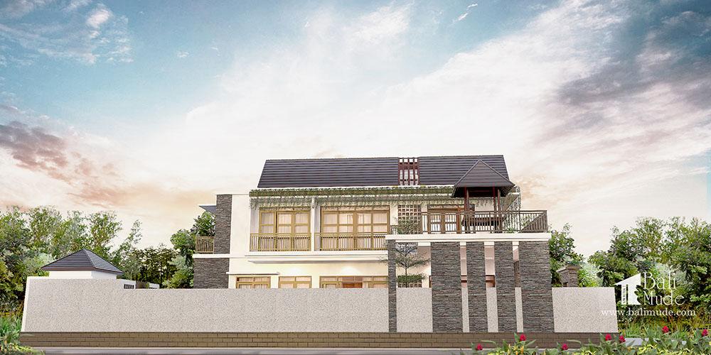 rumah bapak Rizki Farigata